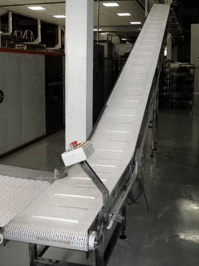 Inclined Conveyors